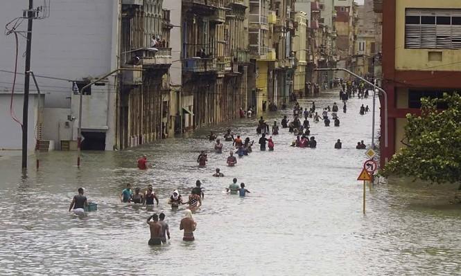 Chủ tịch Triều Tiên gửi điện chia buồn với Cuba về bão Irma - ảnh 1