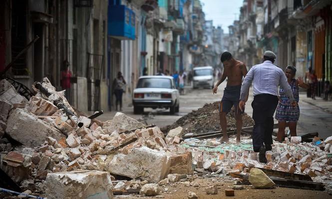 Chủ tịch Triều Tiên gửi điện chia buồn với Cuba về bão Irma - ảnh 2