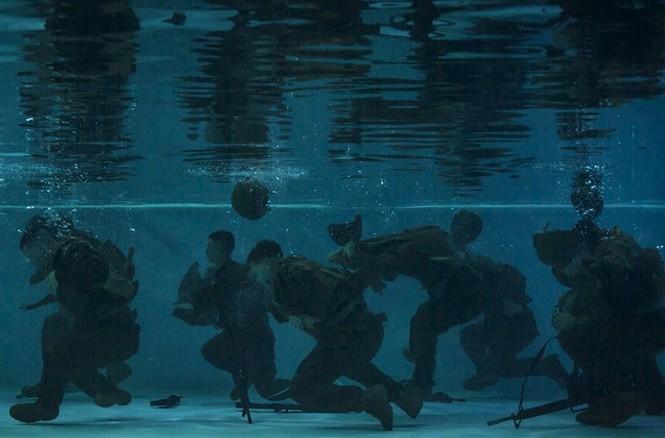 Mục kích lính thủy đánh bộ Mỹ 'huấn luyện địa ngục' - ảnh 11