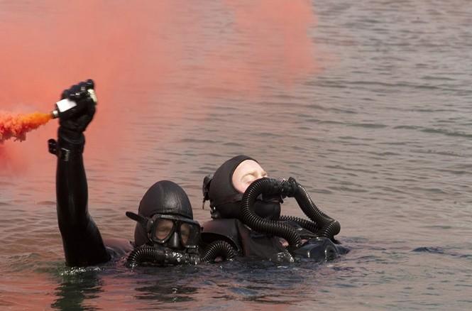 Mục kích lính thủy đánh bộ Mỹ 'huấn luyện địa ngục' - ảnh 15