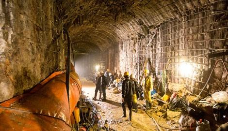 Sập hầm thủy điện Đạ Dâng và quá nhiều câu hỏi từ lòng đất - ảnh 1