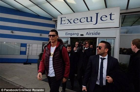 Giành Quả bóng vàng FIFA 2014, Ronaldo nói gì? - ảnh 19