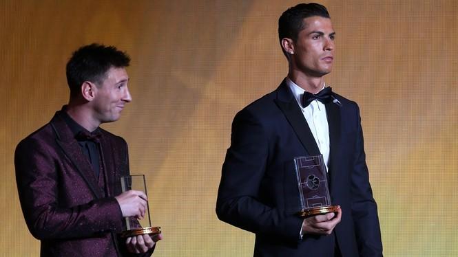 Giành Quả bóng vàng FIFA 2014, Ronaldo nói gì? - ảnh 3