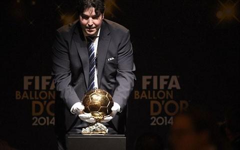Giành Quả bóng vàng FIFA 2014, Ronaldo nói gì? - ảnh 10