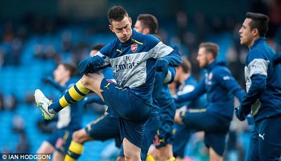 Man City-Arsenal (0-2): Kéo sập Etihad - ảnh 11