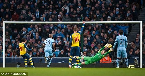 Man City-Arsenal (0-2): Kéo sập Etihad - ảnh 9