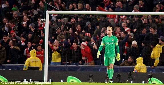 Man City-Arsenal (0-2): Kéo sập Etihad - ảnh 4