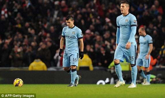 Man City-Arsenal (0-2): Kéo sập Etihad - ảnh 2