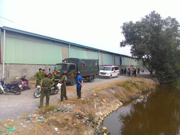 Trực thăng rơi ở TP.HCM, 4 sĩ quan hy sinh - ảnh 13