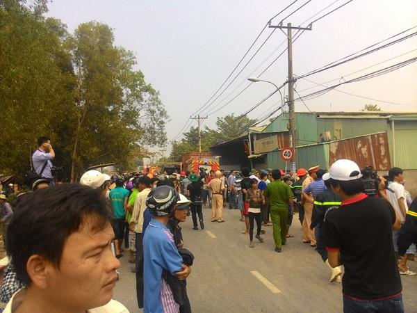 Trực thăng rơi ở TP.HCM, 4 sĩ quan hy sinh - ảnh 15