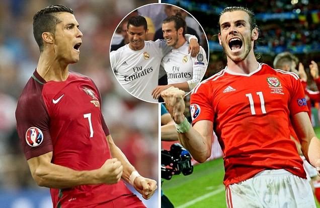 Real chia rẽ vì đại chiến Ronaldo - Bale ở EURO - ảnh 1