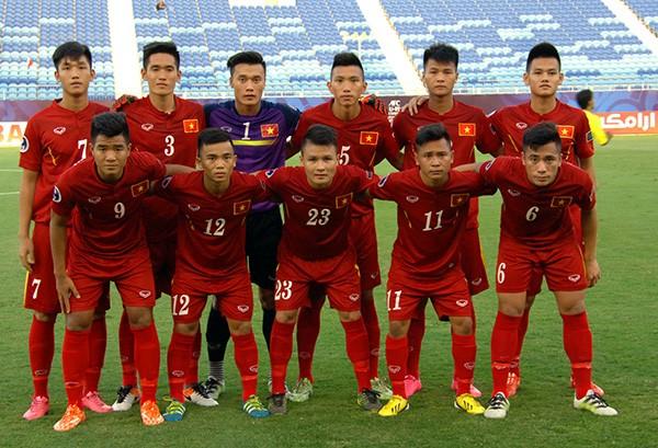 U19 Việt Nam chia điểm với UAE trong thế thiệt quân - ảnh 3
