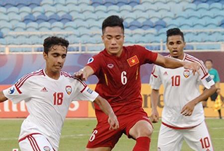 U19 Việt Nam chia điểm với UAE trong thế thiệt quân - ảnh 6