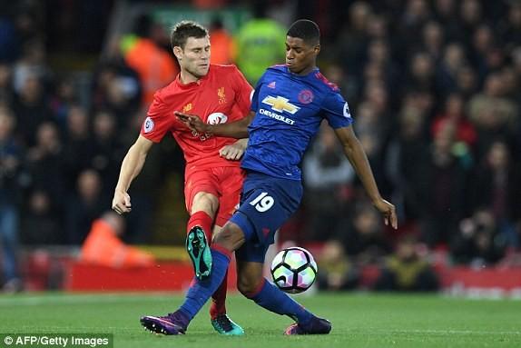 Liverpool vs M.U (0-0): Derby nước Anh chán ngán - ảnh 10