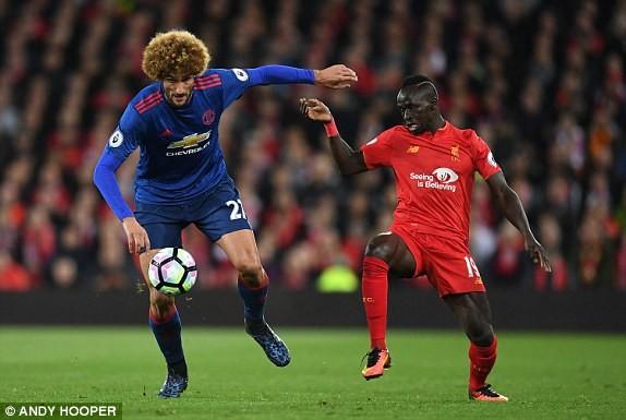 Liverpool vs M.U (0-0): Derby nước Anh chán ngán - ảnh 11