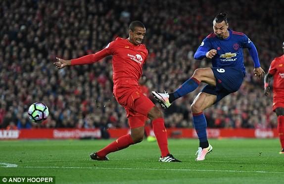 Liverpool vs M.U (0-0): Derby nước Anh chán ngán - ảnh 12