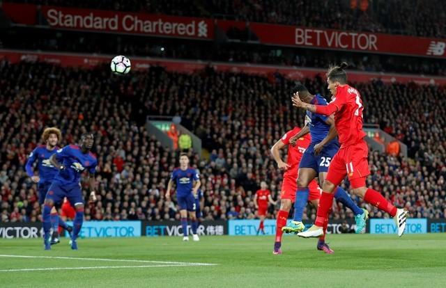 Liverpool vs M.U (0-0): Derby nước Anh chán ngán - ảnh 14