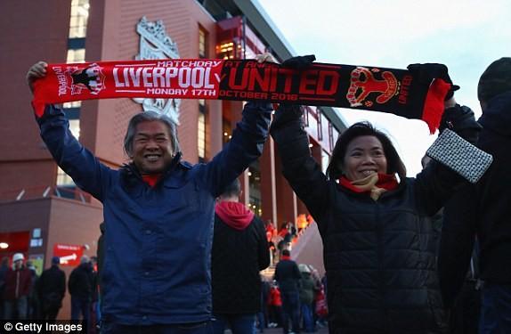 Liverpool vs M.U (0-0): Derby nước Anh chán ngán - ảnh 5