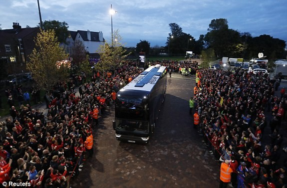 Liverpool vs M.U (0-0): Derby nước Anh chán ngán - ảnh 4