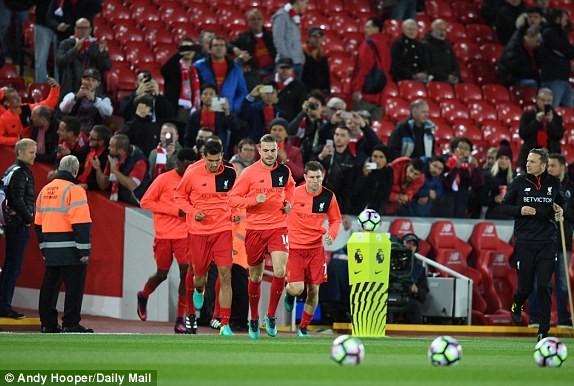 Liverpool vs M.U (0-0): Derby nước Anh chán ngán - ảnh 6