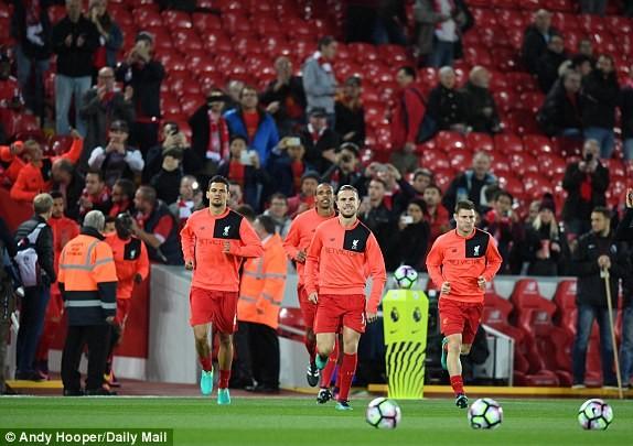 Liverpool vs M.U (0-0): Derby nước Anh chán ngán - ảnh 7