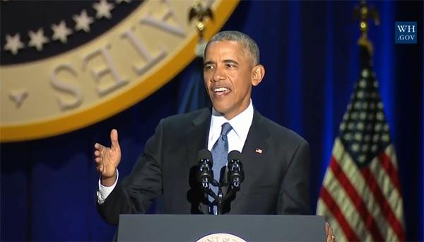 Ông Obama cam kết chuyển giao quyền lực suôn sẻ cho Trump - ảnh 7