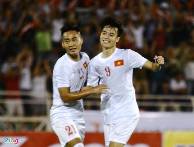 U23 Việt Nam vs U23 Malaysia (3-0): 'Hái lộc' đầu năm - ảnh 10