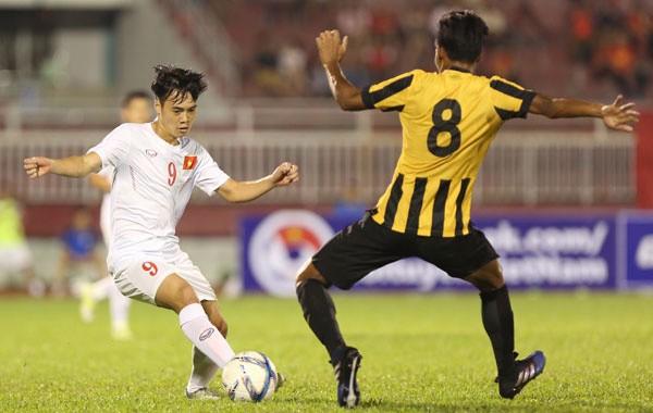 U23 Việt Nam vs U23 Malaysia (3-0): 'Hái lộc' đầu năm - ảnh 12