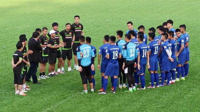 U23 Việt Nam vs U23 Malaysia (3-0): 'Hái lộc' đầu năm - ảnh 3