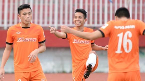 U23 Việt Nam vs U23 Malaysia (3-0): 'Hái lộc' đầu năm - ảnh 5