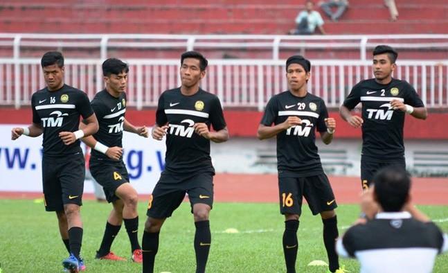 U23 Việt Nam vs U23 Malaysia (3-0): 'Hái lộc' đầu năm - ảnh 7