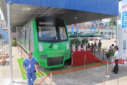Tàu đường sắt Cát Linh – Hà Đông khác gì với tàu mẫu? - ảnh 2