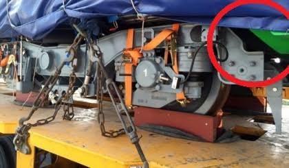 Tàu đường sắt Cát Linh – Hà Đông khác gì với tàu mẫu? - ảnh 1