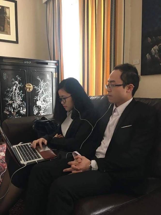 Giao ban trực tuyến với sinh viên Việt Nam tại 7 nước - ảnh 5