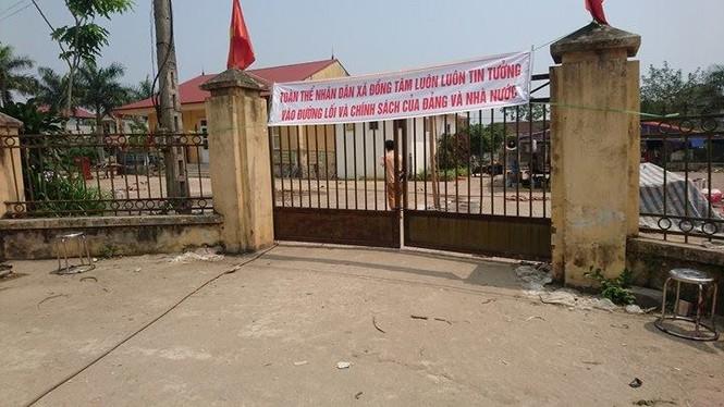 Có thể sáng mai Chủ tịch Hà Nội sẽ đối thoại với người dân Đồng Tâm - ảnh 5