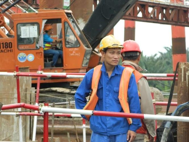 Trên công trường dự án chống ngập 10.000 tỷ đồng ở Sài Gòn - ảnh 7
