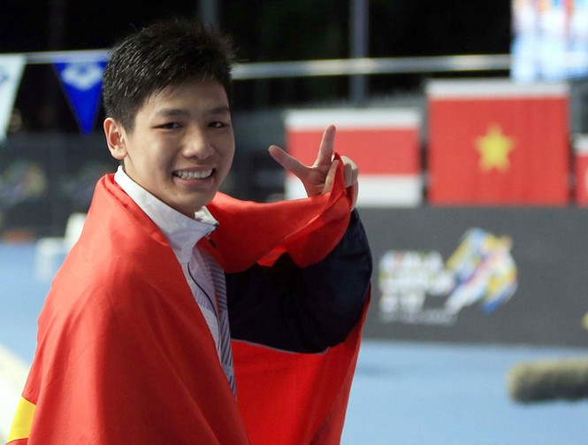 Ba ngôi sao mới của thể thao Việt Nam sau SEA Games - ảnh 2