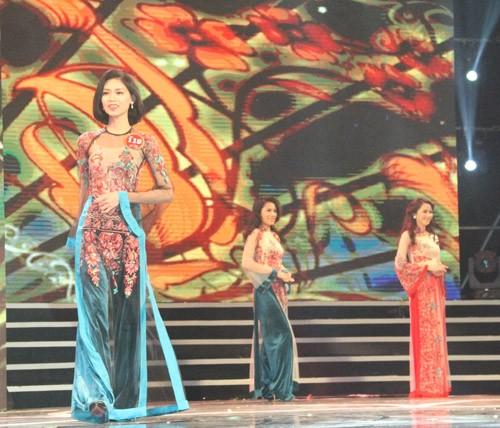 Chung kết 'Người đẹp Kinh Bắc 2017' - ảnh 3