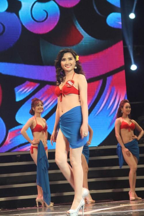 Chung kết 'Người đẹp Kinh Bắc 2017' - ảnh 8