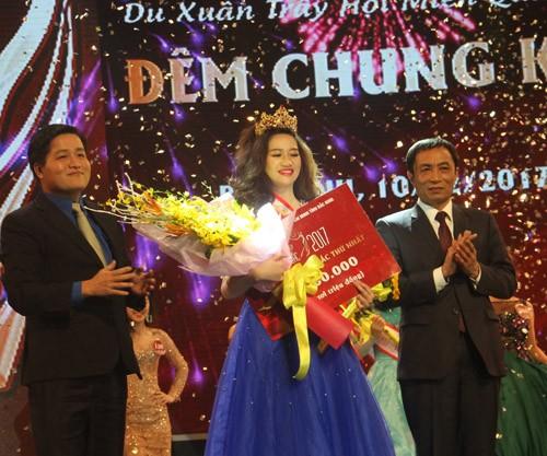 Chung kết 'Người đẹp Kinh Bắc 2017' - ảnh 15