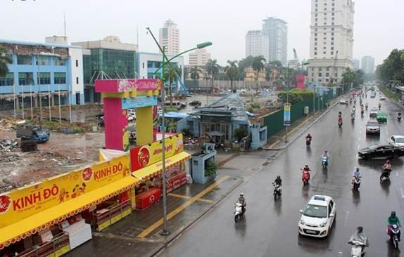 Chi tiết báo cáo của Hà Nội về dự án cao ốc Giảng Võ - ảnh 1
