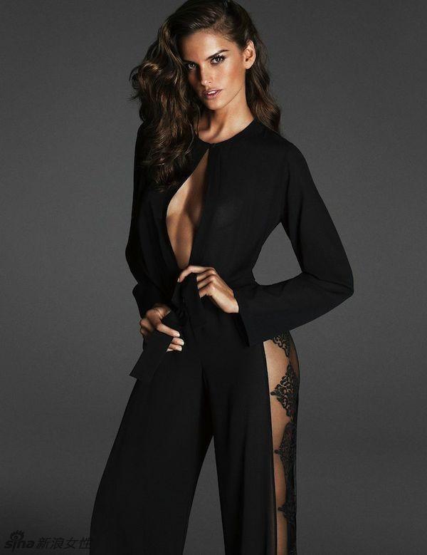 Diện bikini xa xỉ, siêu mẫu Brazil 'thiêu đốt' mọi ánh nhìn - ảnh 11