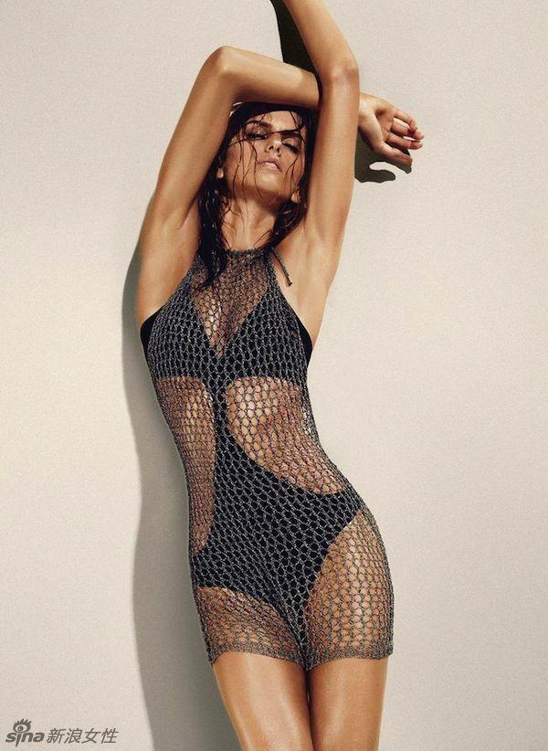 Diện bikini xa xỉ, siêu mẫu Brazil 'thiêu đốt' mọi ánh nhìn - ảnh 7