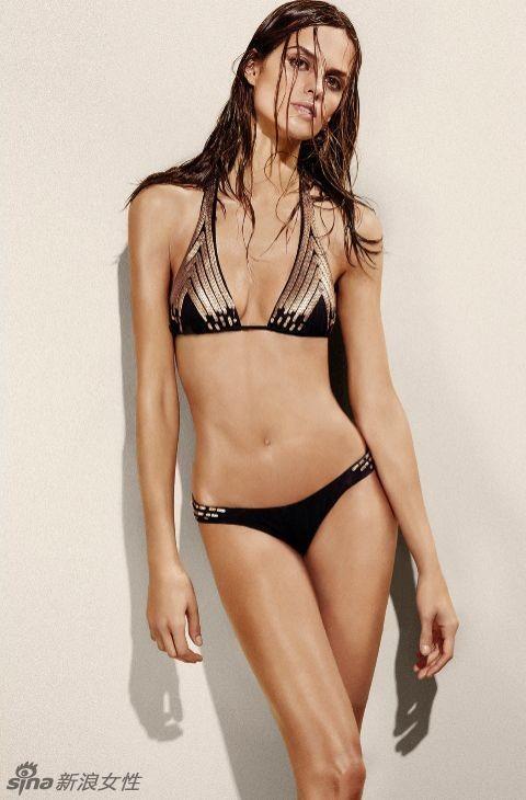 Diện bikini xa xỉ, siêu mẫu Brazil 'thiêu đốt' mọi ánh nhìn - ảnh 8