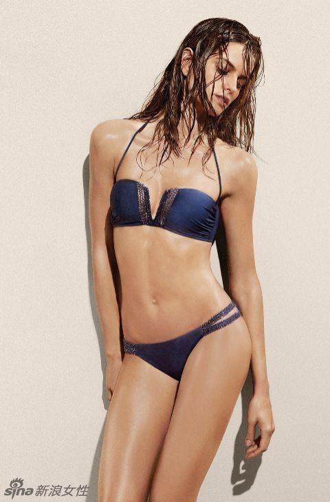 Diện bikini xa xỉ, siêu mẫu Brazil 'thiêu đốt' mọi ánh nhìn - ảnh 9