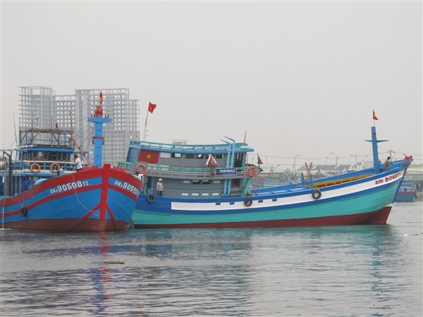 Hạ thủy con tàu mang ý chí ra Hoàng Sa - ảnh 3