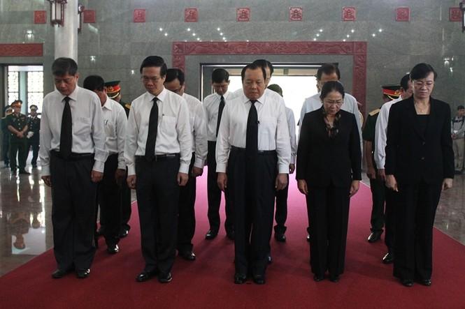 Chủ tịch nước chia buồn với gia đình 4 quân nhân hy sinh - ảnh 3