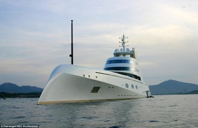 siêu du thuyền lớn nhất thế giới - ảnh 7