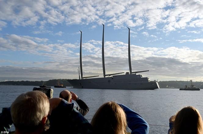 siêu du thuyền lớn nhất thế giới - ảnh 8