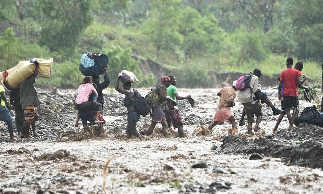 Bão kinh hoàng tàn phá Haiti, 261 người thiệt mạng - ảnh 11